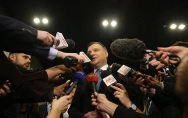Prezydent Andrzej Duda na COP24 w Katowicach