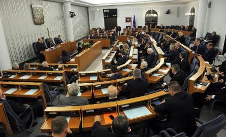 Liderzy partii opozycyjnych spotkali się, aby wspólnie wybrać marszałka Senatu.