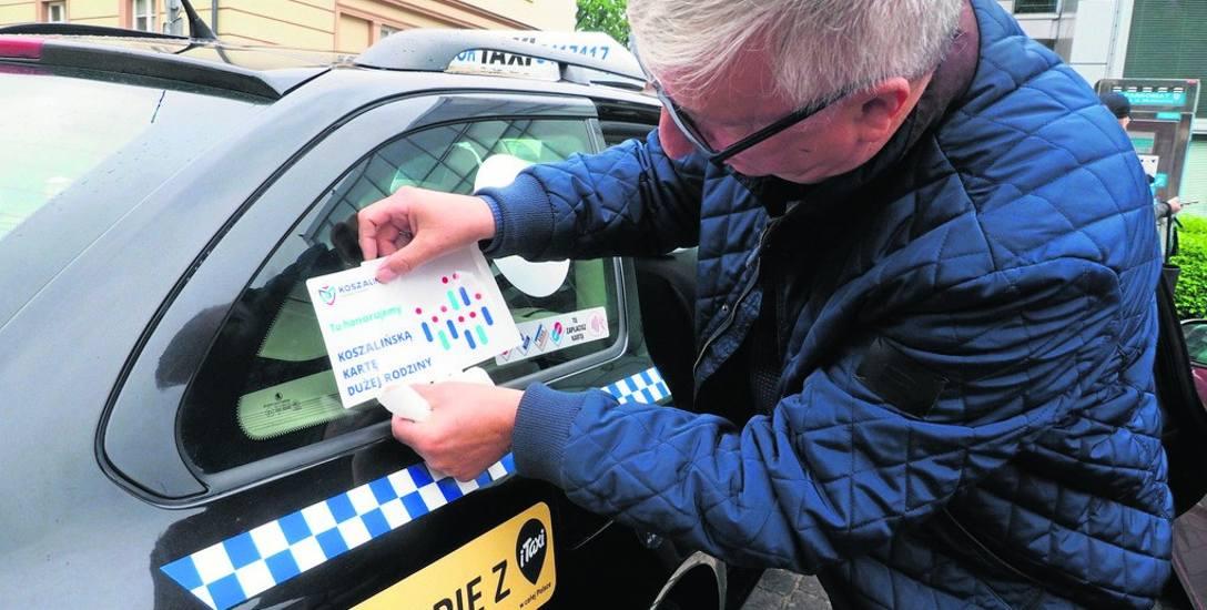 Sieć taksówek Radmor jest od trzech lat partnerem programu. Wszystkich partnerów, którzy oferują różnego rodzaju zniżki w ramach Karty Dużej Rodziny,