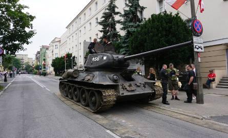Rocznica Czerwca '56: Na Jeżycach pojawił się czołg