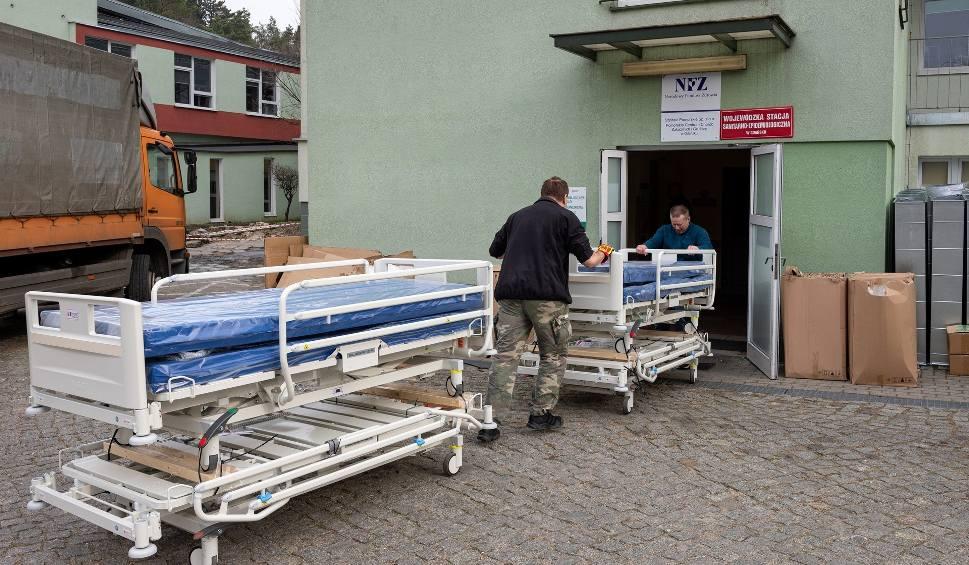 Film do artykułu: Drutex wspiera szpitale. Zakupiony sprzęt trafił do szpitali (zdjęcia)
