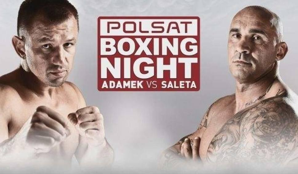 Film do artykułu: Saleta poddał walkę z Adamkiem z powodu kontuzji (WIDEO)
