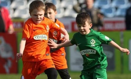 Młodzi piłkarze chcą trafić na PGE Narodowy