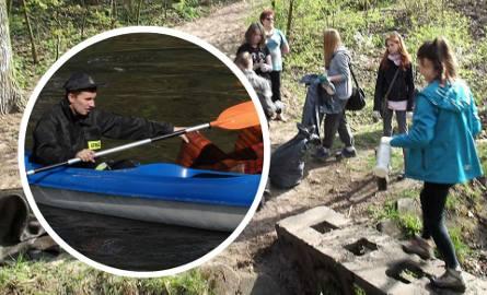 Wysprzątają 125 km brzegów Drwęcy! Dołącz do wielkiej akcji