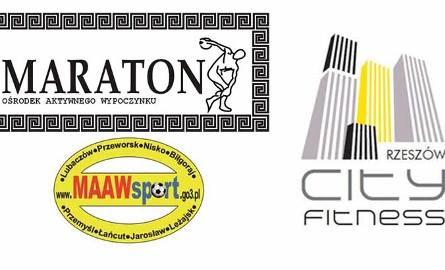 Sponsorzy plebiscytu:  Maraton Lubenia, City Fitness Rzeszów i MAAWsport
