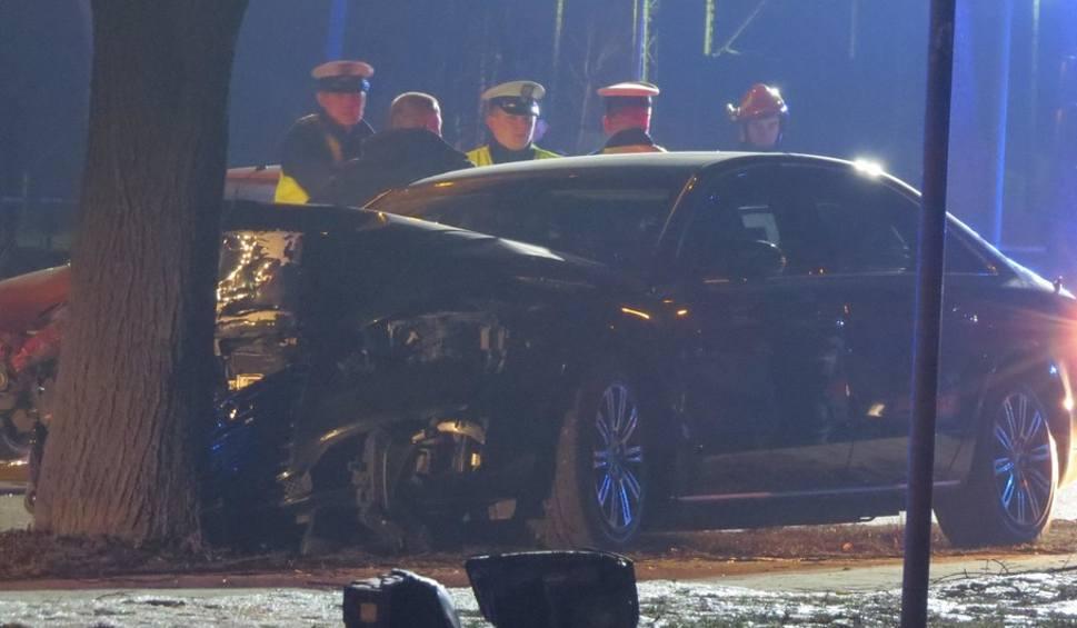 Film do artykułu: Wypadek Beaty Szydło: Naprawa limuzyn kosztowała 135 tys. zł [WIDEO]