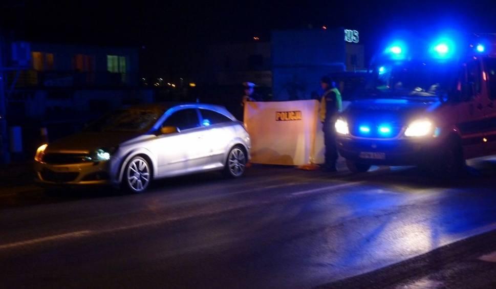 Film do artykułu: Wypadek śmiertelny w Koszalinie [zdjęcia, wideo]