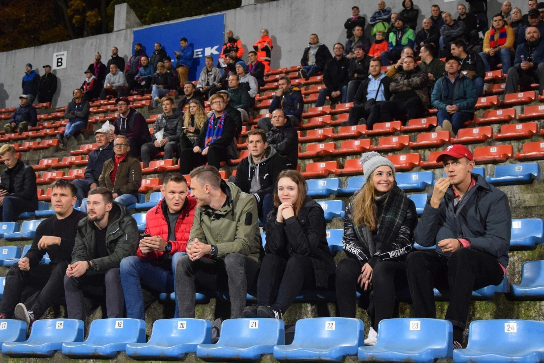 Odra Opole - Skra Częstochowa 1:0. Kibice na meczu [ZNAJDŹ SIĘ NA ZDJĘCIACH]