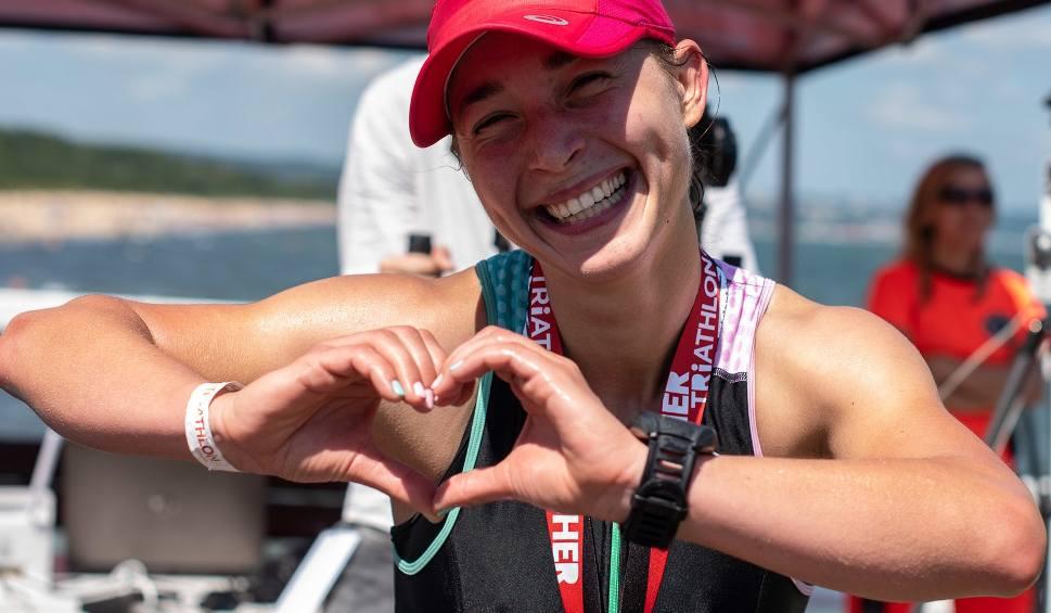 Film do artykułu: Triathlon Gdańsk 2019. Rozpoczęły się zapisy do zawodów z finiszem na molu w Brzeźnie [14 lipca 2019]