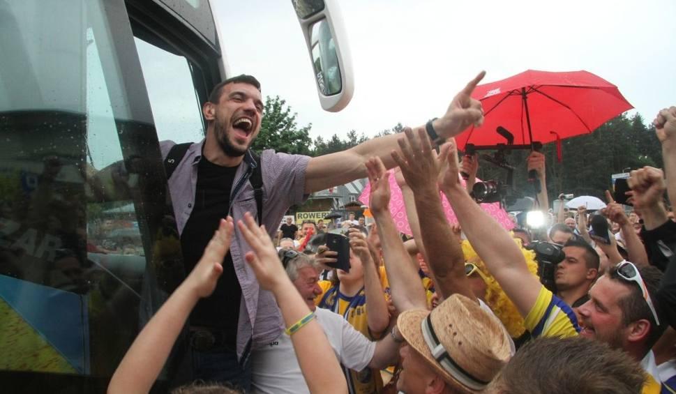 Film do artykułu: Wielkie powitanie Mistrzów z Vive Tauronu w Kielcach