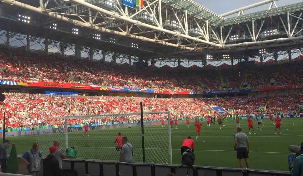 Film do artykułu: Mundial 2018. Wideoreportaż z Moskwy i meczu Polska Senegal [WIDEO, ZDJĘCIA]