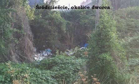Bytom to nie hasiok: jest mapa nielegalnych wysypisk śmieci. To dzieło mieszkańców ZDJĘCIA
