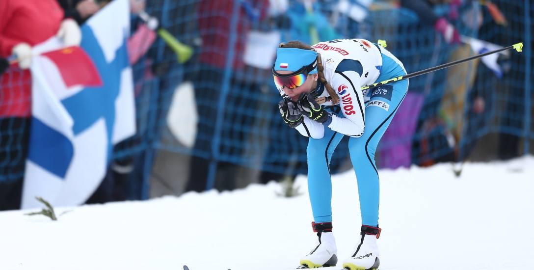 Wywalczenie minimum na igrzyska olimpijskie to największy jak na razie sukces w karierze Eweliny Marcisz.