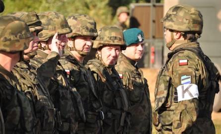 """W czwartek zorganizowana została ceremonia rozpoczęcia największych tegorocznych ćwiczeń taktycznych z wojskami """"Dragon-17"""". W ćwiczeniu"""