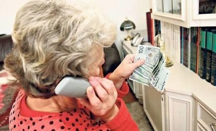 Oszuści dzwonią do kilku potencjalnych ofiar tak długo, aż ktoś w końcu połknie ich haczyk i zgodzi się wypłacić pieniądze