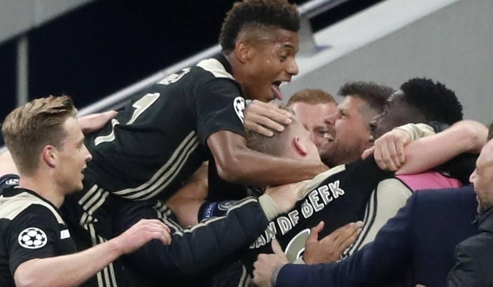 571ae304e Liga Mistrzów 2019 Tottenham – Ajax Amsterdam 0:1 WYNIK Ajax bliżej ...