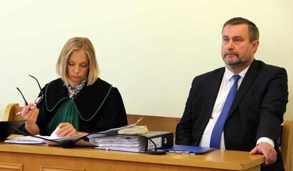 Film do artykułu: Proces prezydenta Tczewa. Obrona wnioskuje o umorzenie postępowania