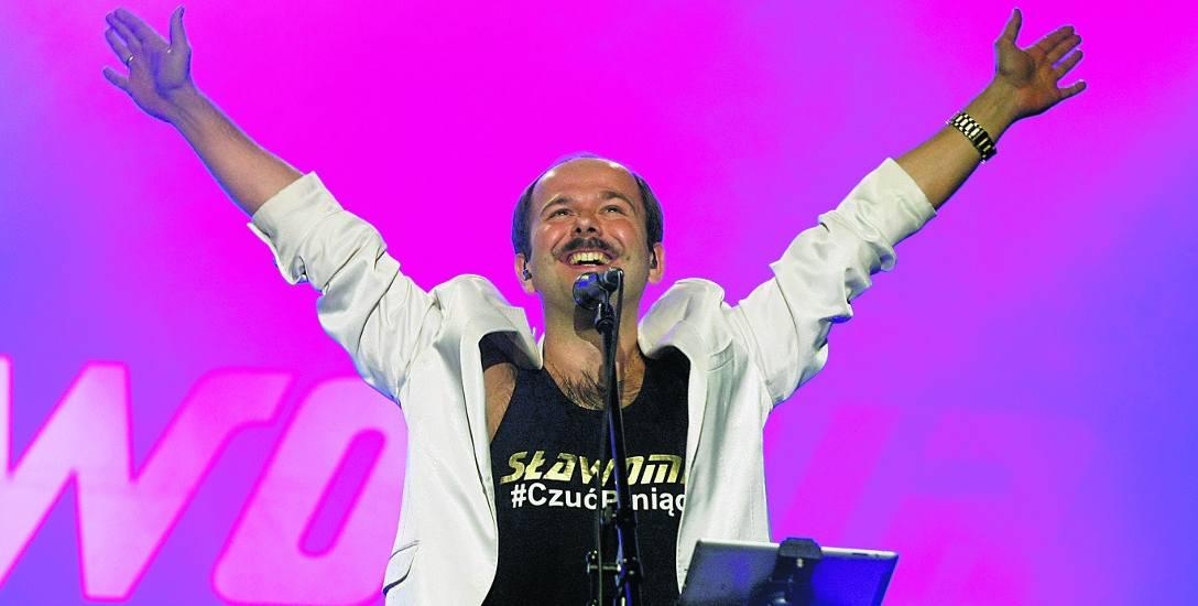 Sławomir Zapała to w tym sezonie niekwestionowany król disco polo. Za koncert trzeba zapłacić 30 tys. zł lub więcej