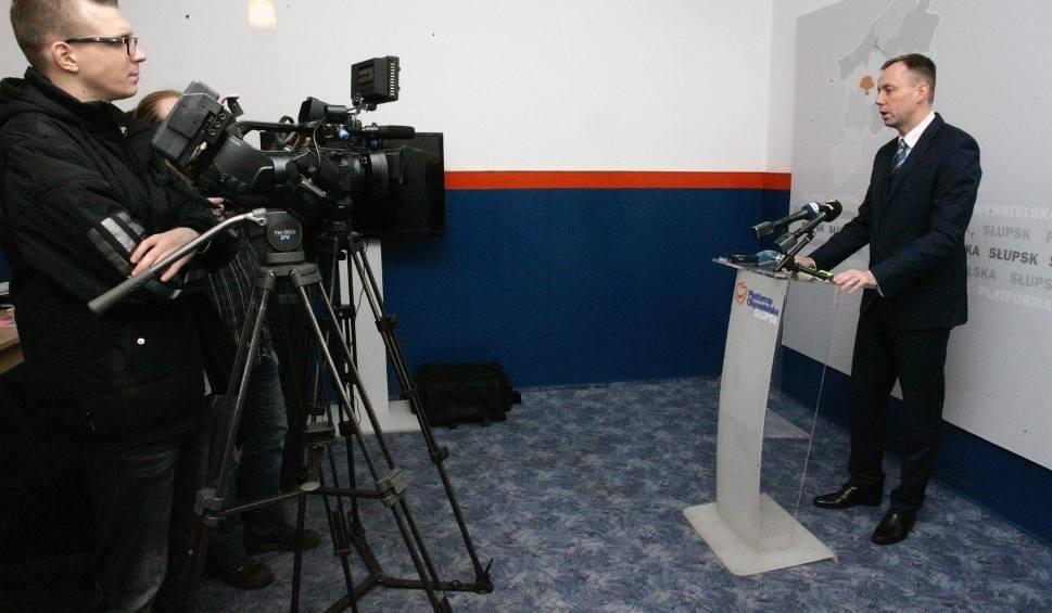 Film do artykułu: PO przygotowuje się do przenosin swoich biur w Słupsku