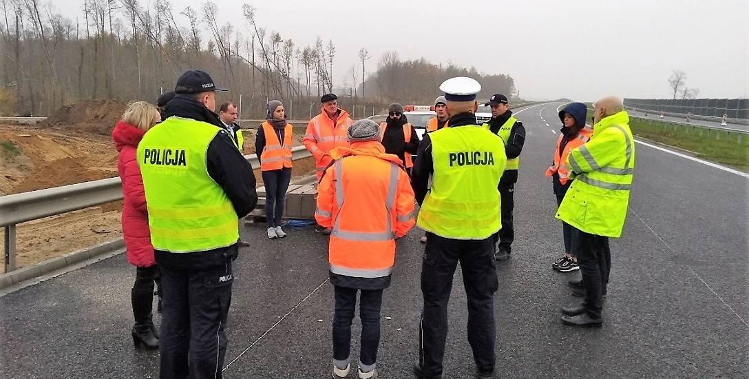 Służby myślą jak poprawić bezpieczeństwo na drodze nr 5