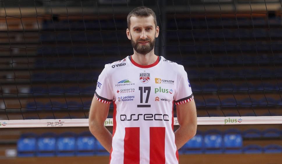 Film do artykułu: Marcin Możdżonek, środkowy Asseco Resovii: W naszej drużynie jest wielu nowych zawodników i mamy jeszcze problem ze zgraniem [WIDEO]
