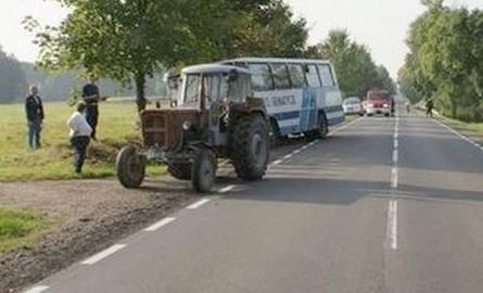 Bielscy policjanci szczegółowo wyjaśniają okoliczności wypadku.