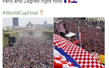 Francja Chorwacja wynik meczu [15.07.18] BRAMKI WIDEO