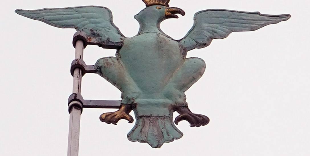 Orzeł z wieży poznańskiego Ratusza wisi nad miastem od 1783 roku: był z poznaniakami także w czasie gdy zaborcy zajęli Polskę, dodając otuchy i wiary