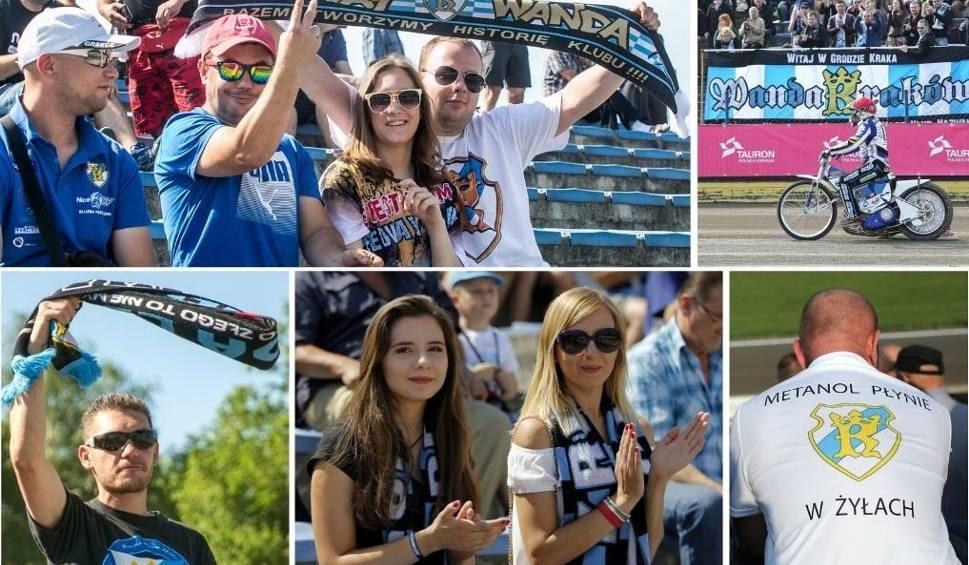 Film do artykułu: Żużel. Kibice na meczach Speedway Wandy Kraków w latach 2010-2018 [ZDJĘCIA]