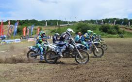 Motocrossowe mistrzostwa na Górkowie [FOTO]