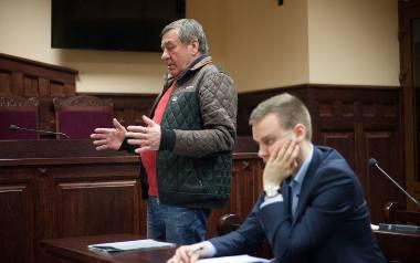 Eugeniusz Pałys z Lęborka, represjonowany w stanie wojennym, opozycyjny działacz odznaczony Krzyżem Wolności i Solidarności, opisywał tragiczne warunki