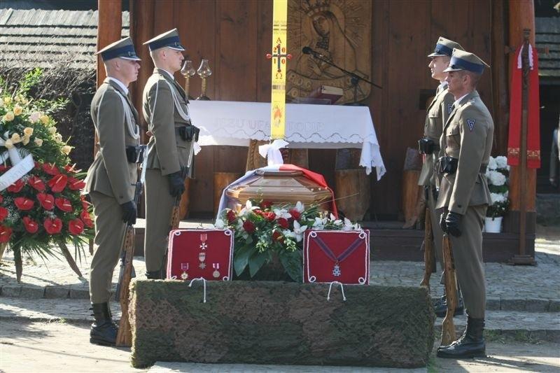 Pogrzeb gen. Tadeusza Buka