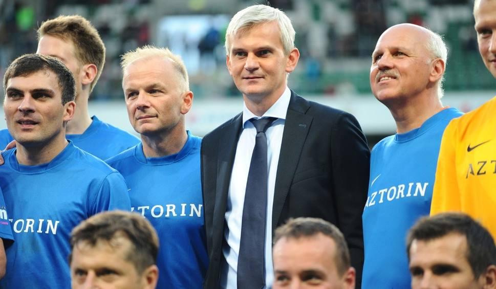 Film do artykułu: Jacek Magiera: Dzięki Piastowi wciąż mamy emocje w Ekstraklasie, ale mistrzem będzie Legia [WIDEO]