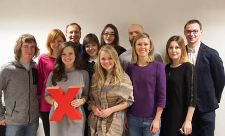 TEDx Poznań organizuje grupa kilkunastu pasjonatów