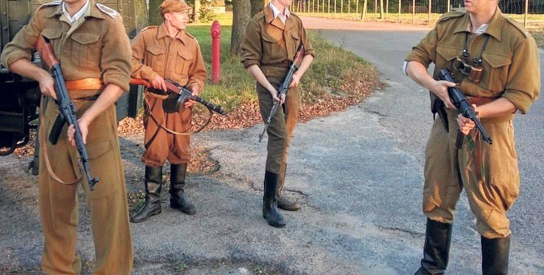 """""""Żelazny"""" kosztował 20 tys. zł.  Pracowało przy nim około 80 osób, głównie jako wolontariusze"""