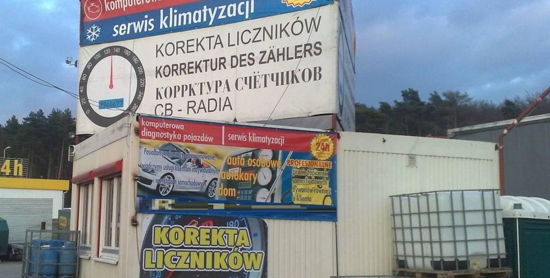 """Obecnie w Polsce proceder """"korekty"""" liczników w samochodach jest powszechny."""