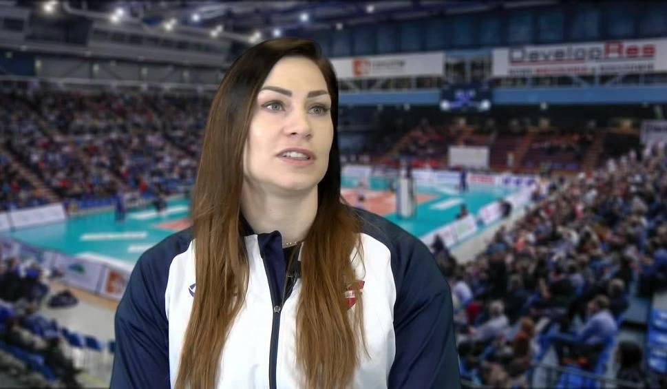 Film do artykułu: Katarzyna Zaroślińska-Król: Chciałabym zostać w Developresie Rzeszów. Mam nadzieję, że klub też tego chce [STADION]