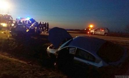 Do wypadku doszło na 205. km A4.