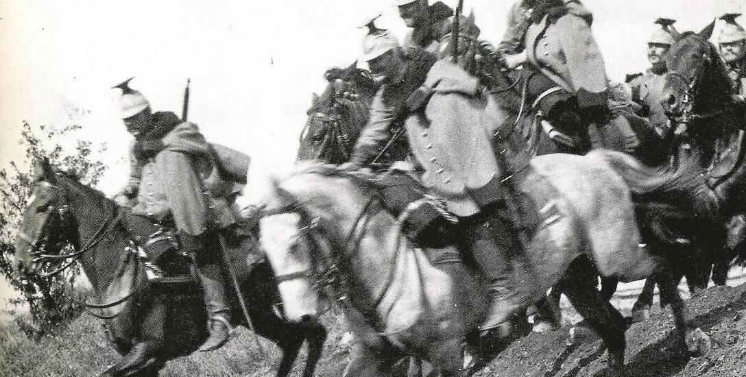 C.k. ułani w polu, 1915 r.