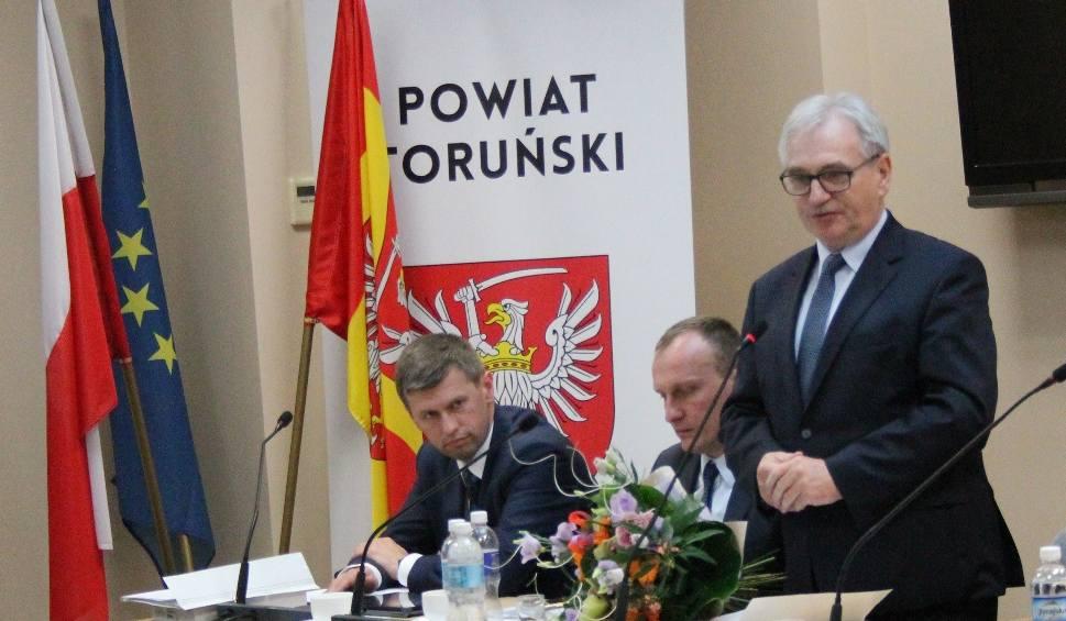 Film do artykułu: Marek Olszewski został nowym starostą toruńskim!