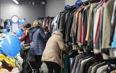 W weekend przy ulicy Rejtana w Rzeszowie otwarto nowy sklep second hand o powierzchni około tysiąca metrów kwadratowych. To jeden największych tego typu