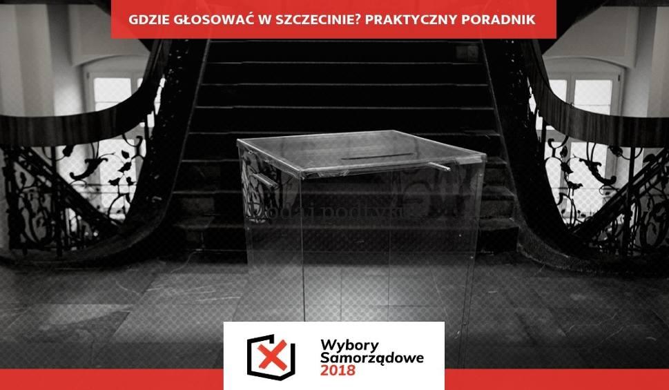 Film do artykułu: Lokale wyborcze w Szczecinie. Zobacz, gdzie głosować. Wyszukiwarka obwodów wyborczych [MAPA]