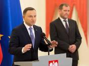 Chciałbym, aby polski system edukacyjny kształcił dobrze i sprawnie. Aby szkoła zwracała uwagę na uzdolnienia poszczególnego ucznia - mówił wczoraj prezydent