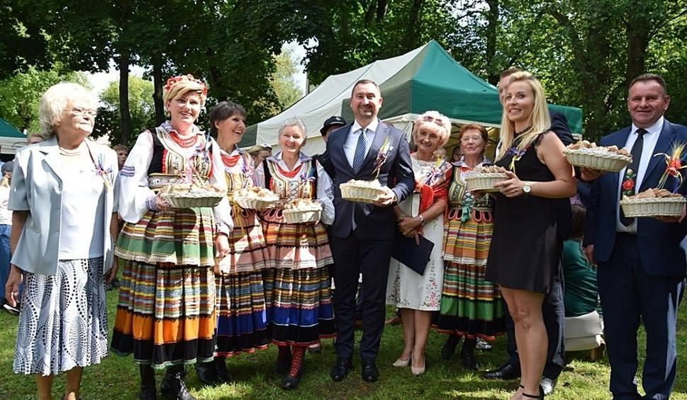 Film do artykułu: Święto plonów w Nałęczowie. Zobacz zdjęcia z wydarzenia
