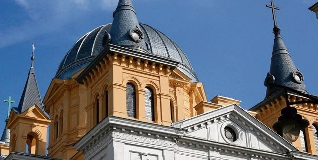 Dach kościoła  jak nowy
