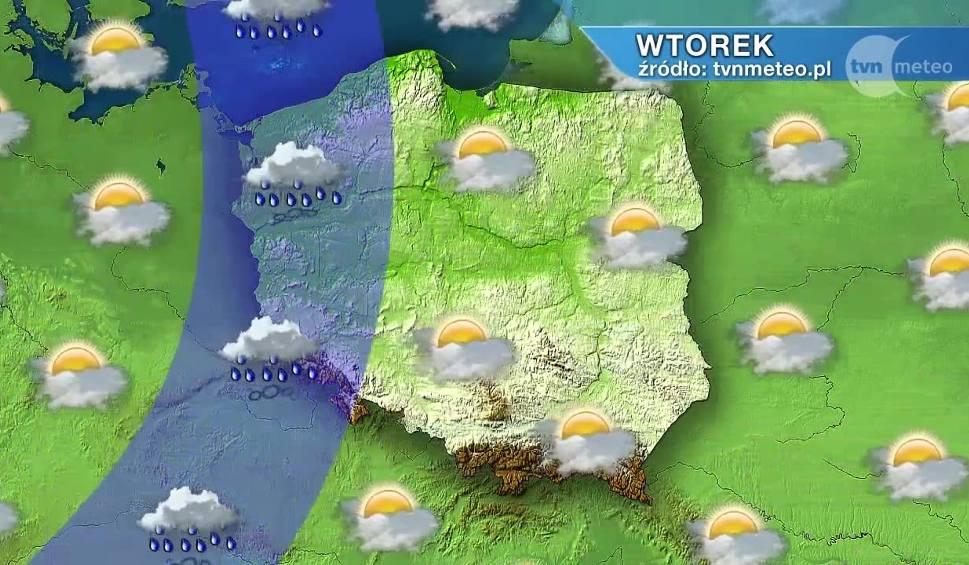 Film do artykułu: Piękny wtorek, najcieplej będzie w Krakowie