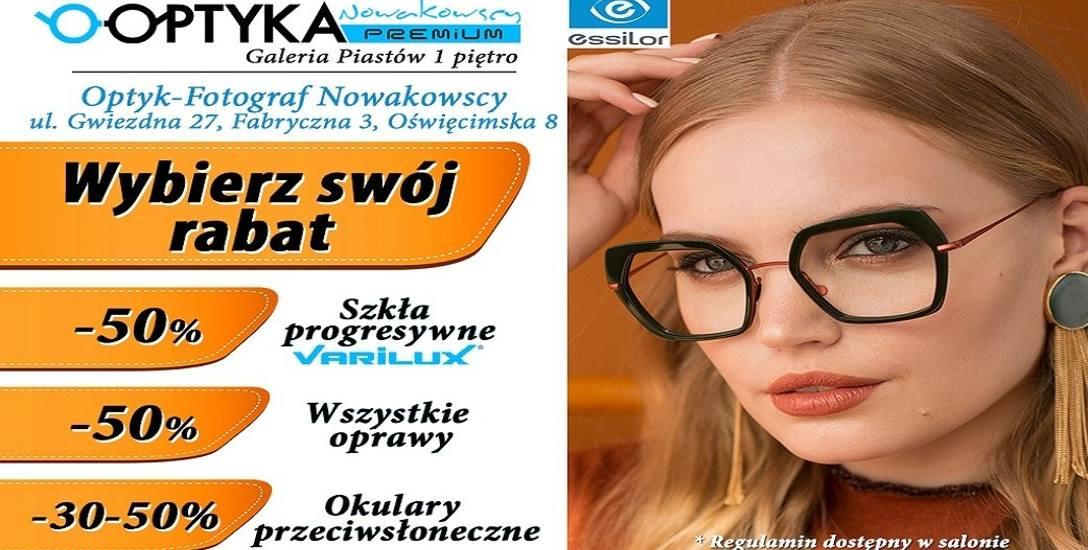 SALONY OPTYCZNE Optyk-Fotograf Nowakowscy
