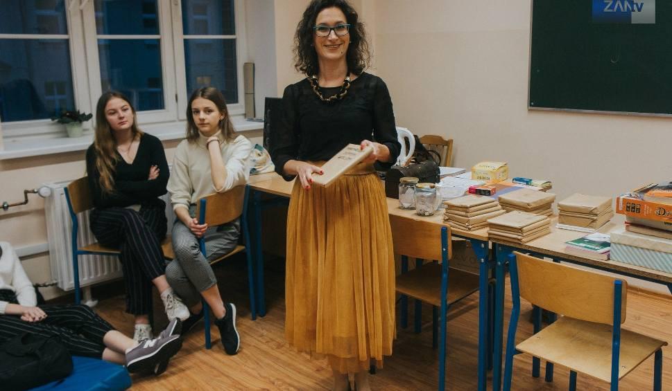 """Film do artykułu: Jak się uczyć do matury? Wiedzą uczniowie ze wschowskiego Zana. """"Maturnocka"""" to pomysł, który spodobał się trzecioklasistom"""