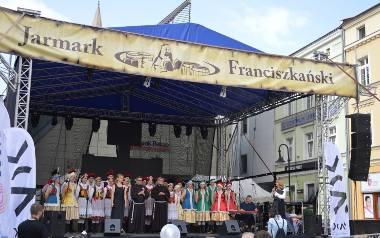Jarmark Franciszkański w Opolu ma już 20. urodziny