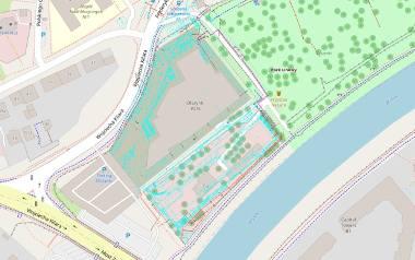 Kolejny wieżowiec obok Wisłoka w Rzeszowie? Tuż obok Olszynki Park ma powstać jeszcze jeden budynek. Będzie mieszkalno-usługowy